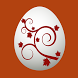 Easter eggs for Easter / Пасха by BooksApp