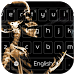 Smoke Skull Keyboard Free by cool wallpaper