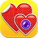 Love Hearts Photo Stickers by Cool Team Apps