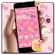 Pink Kitty Wallpaper by Cool Theme Love