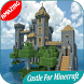 300 Castle Ideas For Minecraft by appsdesign