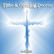 Tithe & Offering Decree by MYAPPTASTIC