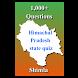 Himachal Pradesh State Quiz by Thangadurai R
