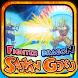 Fighter Dragon Saiyan Goku by Twice Action Games