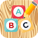 Write Alphabets and Learn ABC by Richmon