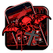 Bloody Bat Vampire Theme by stylish android themes
