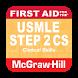 First Aid USMLE Step 2 CS 5/E by Usatine Media LLC