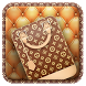 Luxury Bag LV Keyboard Theme by Keyboard Design Paradise