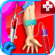 Emergency Blood Draw Injection by Beansprites LLC