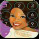 Keypad Lock Screen for Oprah winfrey by Best wallpapers 2018