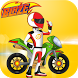 Blaze Moto : Monster Machines by planet game