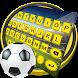 Borussia Football Keyboard by Keyboard Theme Studio
