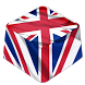 UK Flag Keyboard by Premium Keyboard Themes