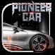 Car Pioneer Keyboard (Typewriter) by Enjoy the free theme