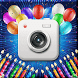 Birthday Cam Photo Collage by Most Useful Apps