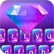 Crystal Feeling Keyboard Theme by Cheetah Keyboard Theme