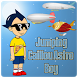 Jumping Caillou Astro Adv Boy by MjY Dev