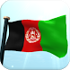 Afghanistan Flag 3D Wallpaper by I Like My Country - Flag