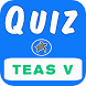 TEAS V Exam Prep Free by Tortoises Inc