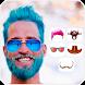 Man Mustache Beard Face Editor by RSapps.games