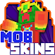 Mob skins for MCPE by CRAFTLAB