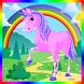 Rainbow Unicorn Coloring Book by Hippo Dev