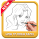 How to Draw Faces by Elfatimaa