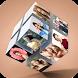3D Cube PhotoFramePhotoEditor by Stylish Photo Apps