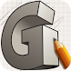Draw 3D Letters by Drawing Tale