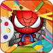 how to draw super heros by BBOX APPS