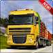 Jungle Wood Cargo Transporter: Big Truck Driver by Gaming Squares