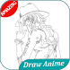 300 How To Draw Anime Step by Step by appsdesign