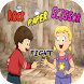 Rock Paper Scissors - Fight by chappmobile