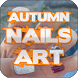 Autumn Nails Art by Apps Happy For You