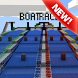 Boat racers map for Minecraft by Best MCPE maps