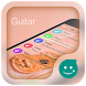 KK SMS Guitar Dream Theme by iTop Mobile