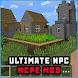 Ultimate NPCs Minecraft Mod by Mods mcpe
