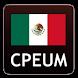 CPEUM - Constitución Mexicana by Brainy Tower