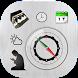 Qibla finder:Prayer times & Islamic Calendar 2018 by MHQ Apps