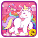 Cute Unicorn Keyboard Theme by TouchPal HK