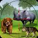 Wild Jungle Animal Sniper Hunting - Animal Shooter by Thunderstorm Studio - Free Fun Games