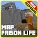 Prison life minecraft pe map by SimpleDrawingStudio