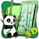Cute Panda Cartoon 3D Theme by Elegant Theme