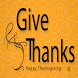 Thanksgiving Day Greeting Card by The Smart Card Shop