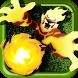 Hero Ben Alien Fight by Rungsi Man Dev