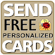 Free Valentines Greeting Cards by FishDroid