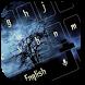 Death Night Keyboard by M Typewriter Theme Studio