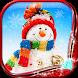 Snowman Live Wallpaper by Bling Bling Apps