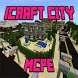 iCraft City map for MCPE by SmilTwinkl studio