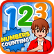 Learn Numbers & Counting by EX2art Studio